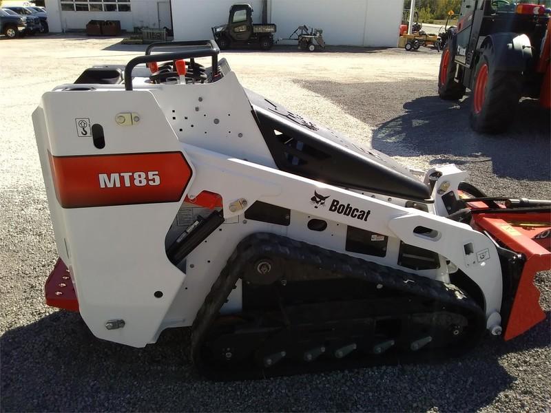 2019 Bobcat MT85 Skid Steer