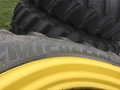 2015 Michelin 18.4R-46 Wheels / Tires / Track