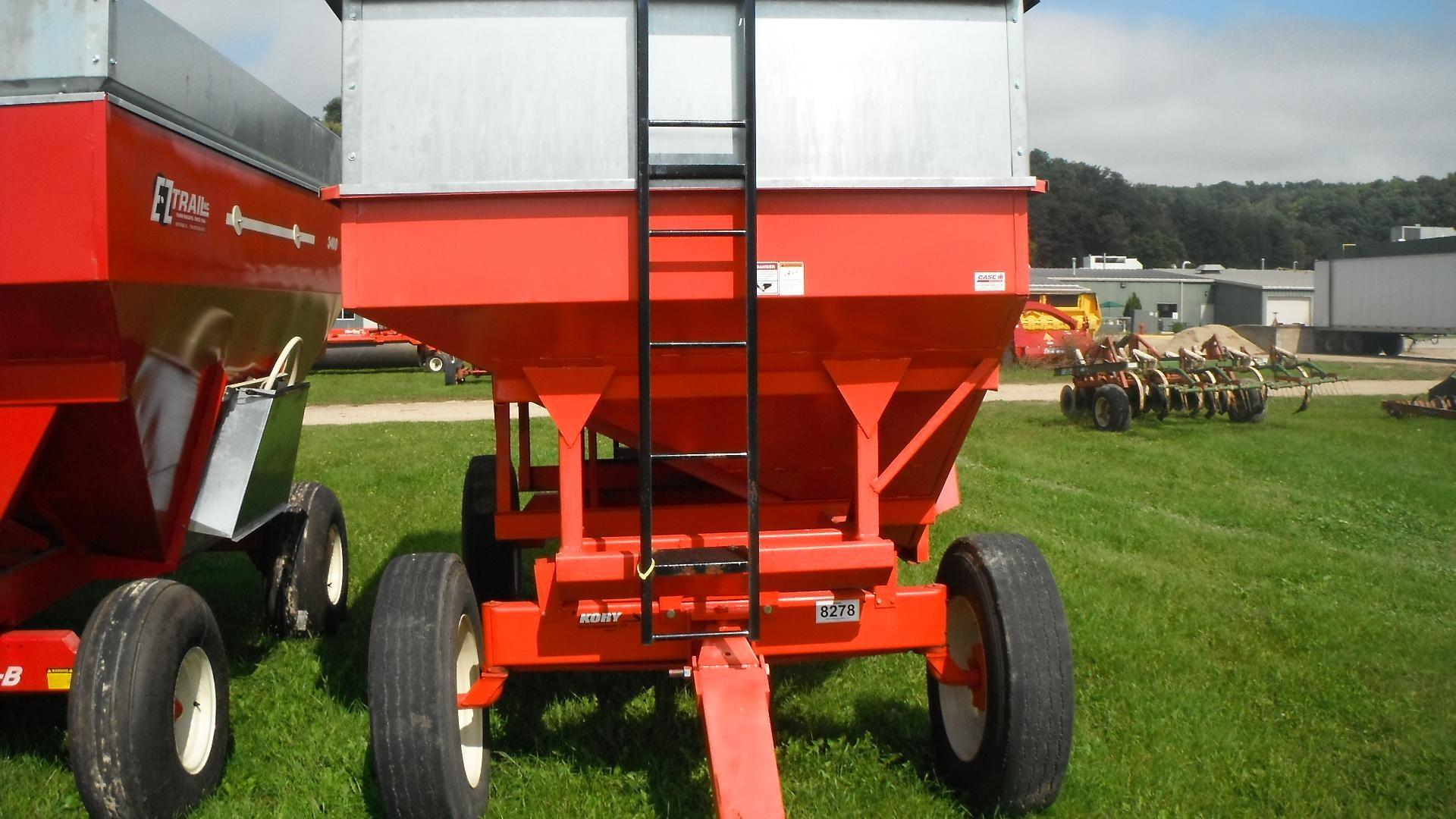 Kory 340 Gravity Wagon