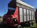 2005 Gehl 1620 Forage Wagon