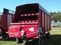 2002 Miller Pro 5200 Forage Wagon