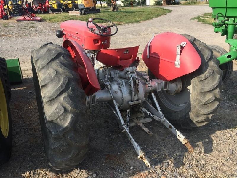 1958 Massey Ferguson 65 Tractor