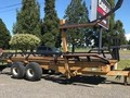 2012 Anderson TRB1400 Bale Wagons and Trailer