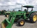 1996 John Deere 5500 Tractor