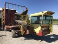 1979 New Holland 1069 Bale Wagons and Trailer