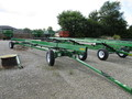 2012 J&M 4WS15-38 Header Trailer
