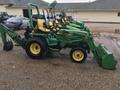 1992 John Deere 855 Tractor