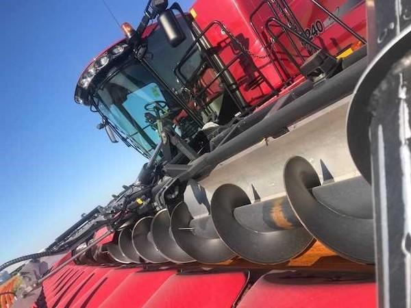 2012 Geringhoff Rota Disc 1230F Corn Head