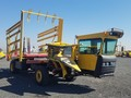 2012 New Holland H9880 Bale Wagons and Trailer