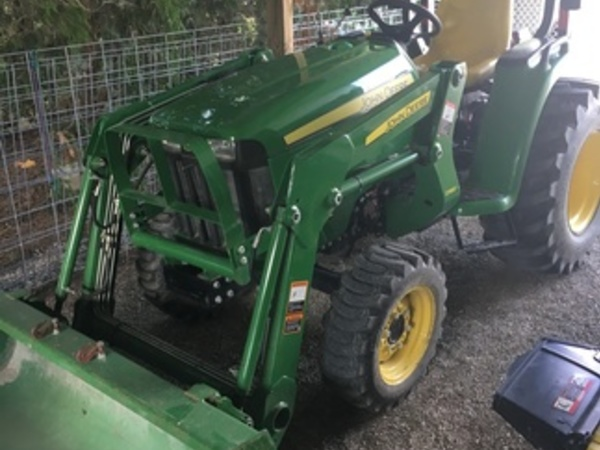 Used John Deere Tractors For Sale Machinery Pete. 2015 John Deere 3032e Under 40 Hp. John Deere. 3032e John Deere Pto Diagram At Scoala.co