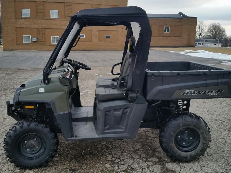 2013 Polaris Ranger 800 ATVs and Utility Vehicle