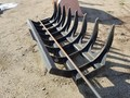 "2017 Werk-Brau WBLR1-96  96""  BACKHOE GRATING Backhoe and Excavator Attachment"