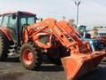 2011 Kubota M126X Tractor