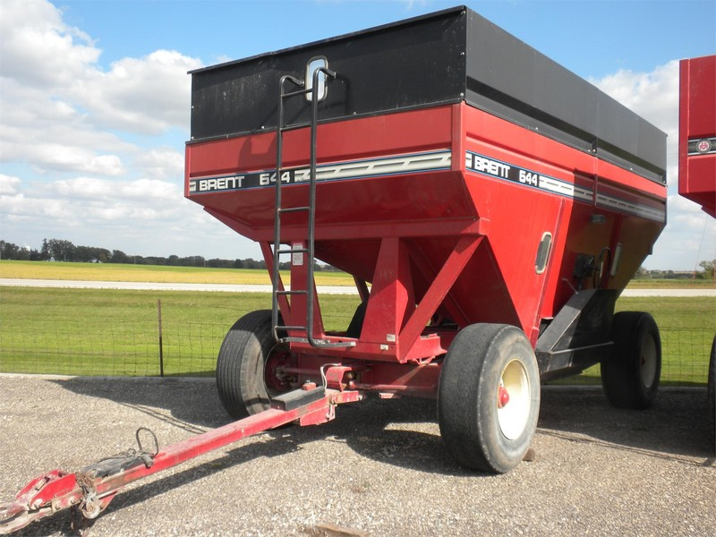 2000 Brent 644 Gravity Wagon