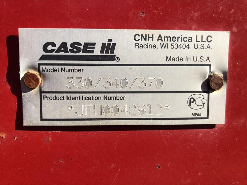 Case IH RMX370 Disk