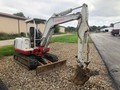 2004 Takeuchi TB135 Backhoe