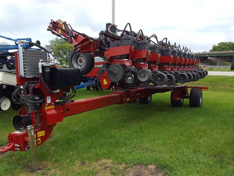 Case Ih 1245 Planter Moscow Iowa Machinery Pete