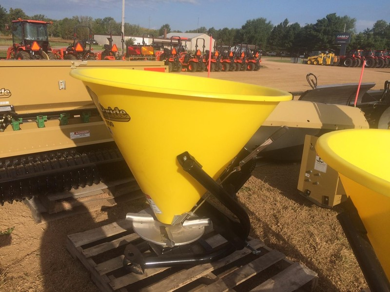 2019 Land Pride FSP700 Pull-Type Fertilizer Spreader