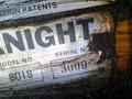 Knight 8018 Manure Spreader