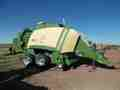 2014 Krone Big Pack High Speed 4x4 Big Square Baler