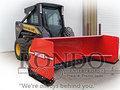 Hiniker 3610 Loader and Skid Steer Attachment