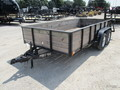 2014 Wesco UTILITY Flatbed Trailer