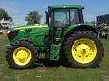2015 John Deere 6155M Tractor