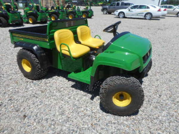 John Deere Gator For Sale >> John Deere Atvs And Utility Vehicles For Sale Machinery Pete