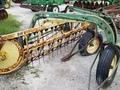 John Deere 670 Rake
