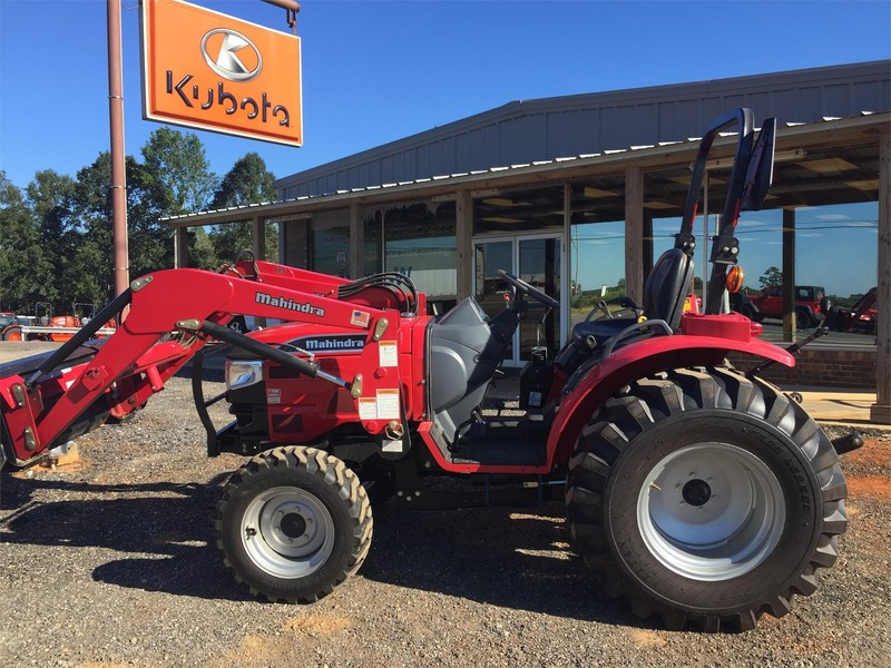 Used Mahindra Tractors Under 40 HP for Sale | Machinery Pete