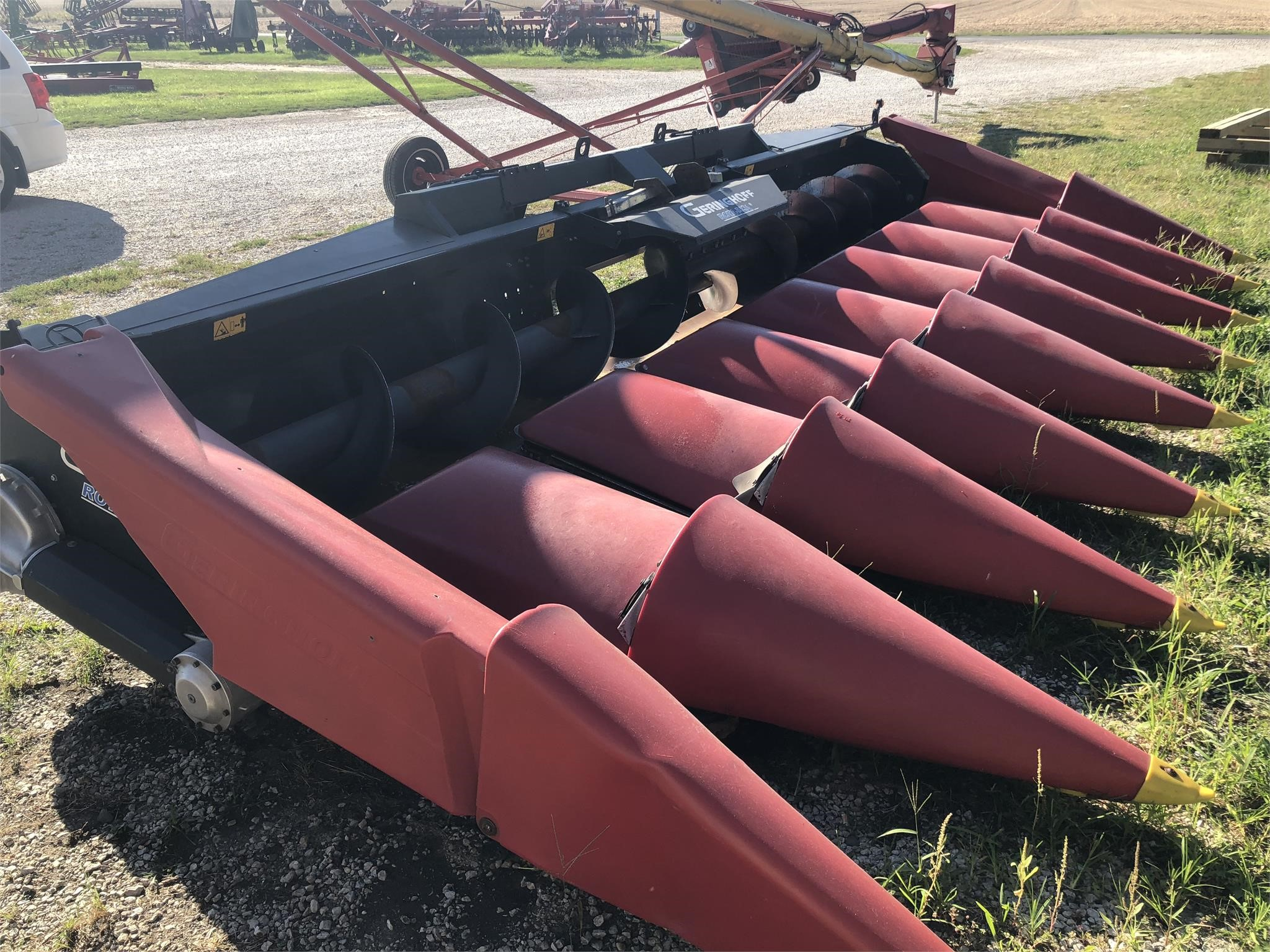 2011 Geringhoff ROTA-DISC 800B Corn Head