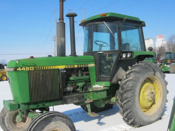1986 John Deere 4450 Tractor