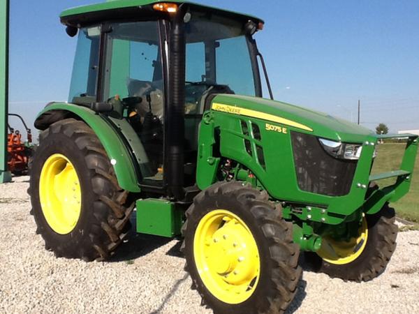 John Deere 5075E Tractors for Sale | Machinery Pete