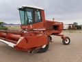 1986 Hesston 6555 Self-Propelled Windrowers and Swather