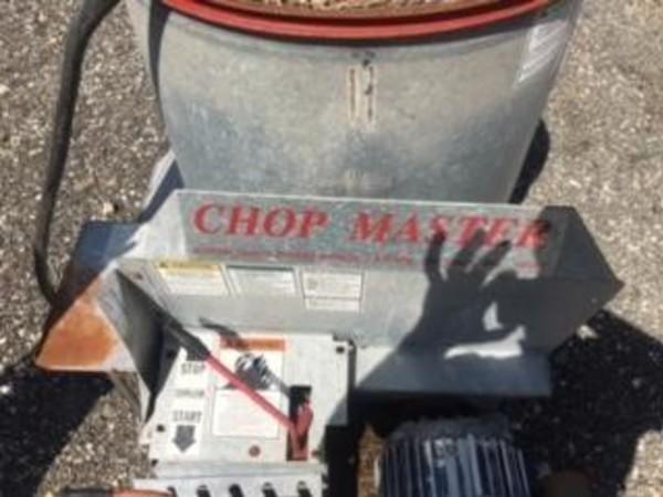 J&D Chop Master Cattle Equipment