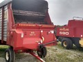 2002 H & S FB7416 Forage Wagon