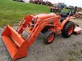 2014 Kubota L3301 Tractor