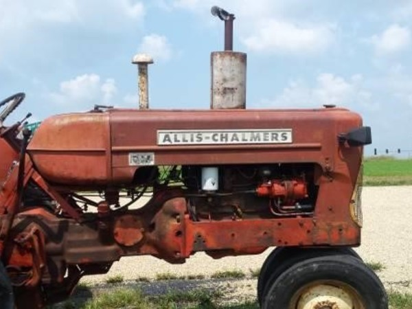 1962 Allis Chalmers D17 Tractor