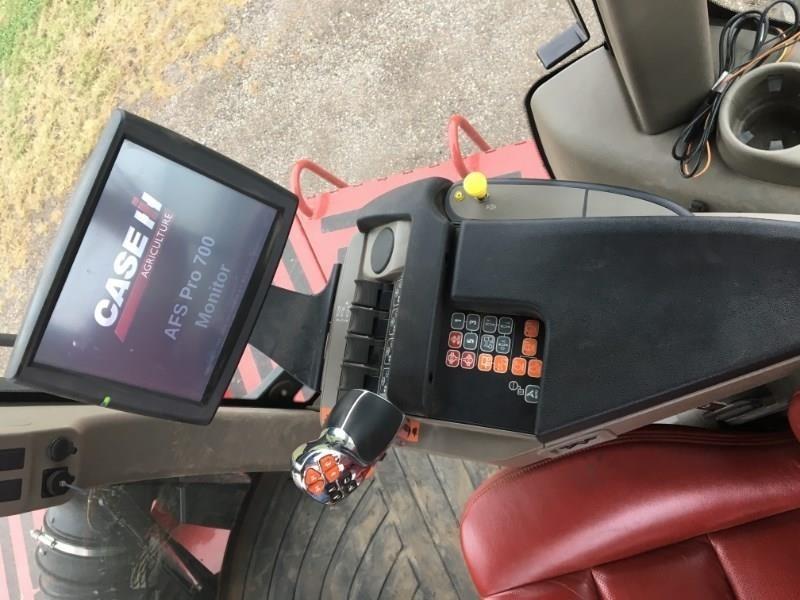 2016 Case IH Steiger 540 QuadTrac Tractor