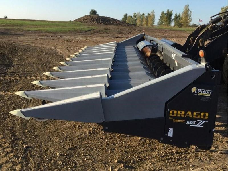 2014 Drago 1230 II Corn Head
