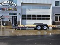 2018 Midsota TB20 Flatbed Trailer