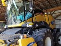 2015 New Holland FR850 Self-Propelled Forage Harvester