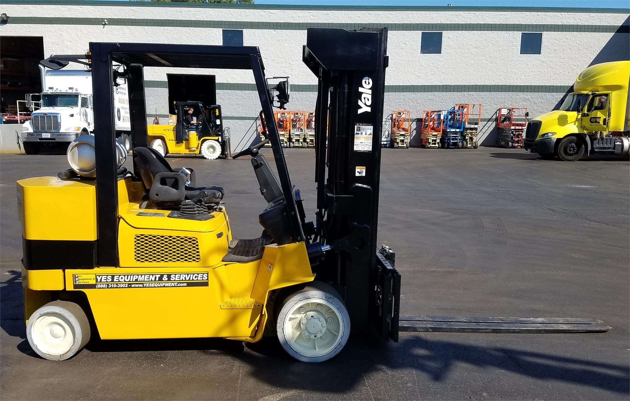 2005 Yale GLC120MJ Forklift
