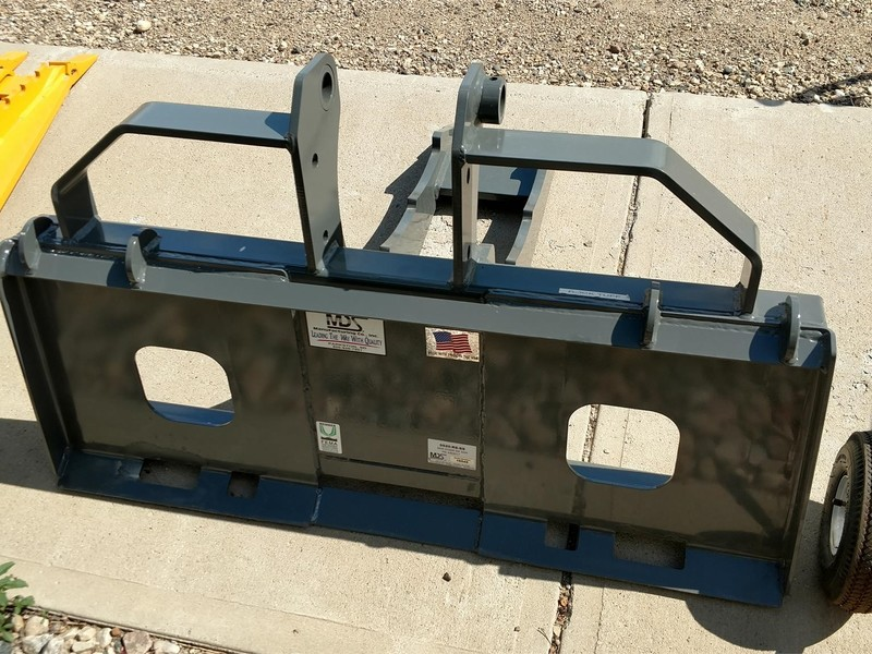 2014 Anderson Industries RIP SAW ROCK SPIKE Loader and Skid Steer Attachment