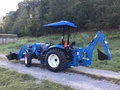 2022 LS XR4145 Tractor