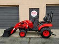 2017 Kioti CS2510 Tractor