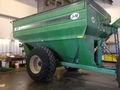 2012 J&M 875-18 Grain Cart