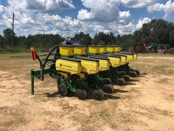 2016 John Deere 1705 Twin Row Planter Americus Georgia