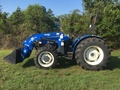 2001 New Holland TN75 Tractor