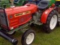 1981 Yanmar YM1510 Tractor